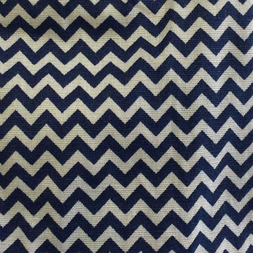 zig zag azul