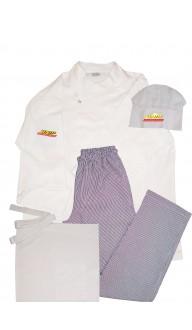 Kit Unip Gastronomia
