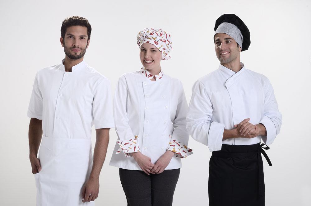Uniformes Chef de Cozinha  4f2be59db0309