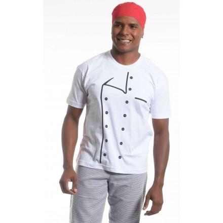Camiseta Trad Pta Dolmã M/C