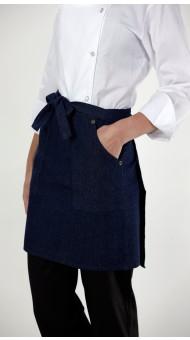 Avental Cintura Jeans Sevilha