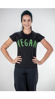 Camiseta Feminina VEGAN