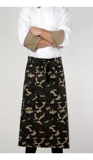Avental de Cintura Camuflado