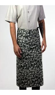 Avental Cintura Folhas